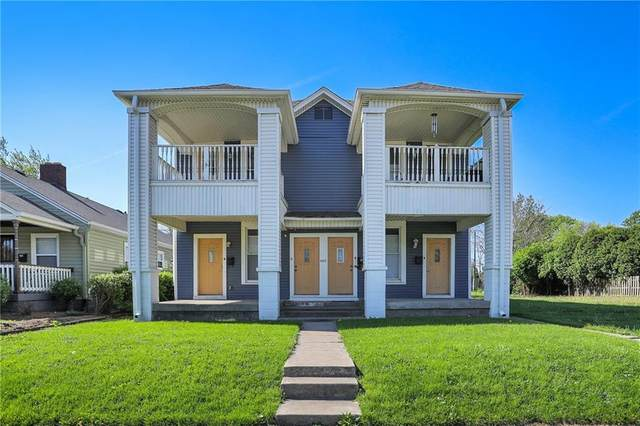 1327 Prospect Street, Indianapolis, IN 46203 (MLS #21803378) :: Heard Real Estate Team | eXp Realty, LLC