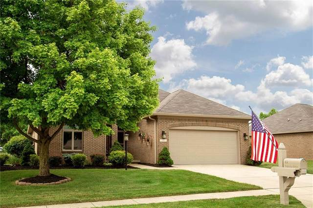 53 Augusta Drive, Brownsburg, IN 46112 (MLS #21803380) :: The Evelo Team