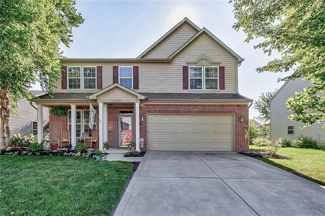 13889 Catalina Drive, Fishers, IN 46038 (MLS #21803394) :: Mike Price Realty Team - RE/MAX Centerstone