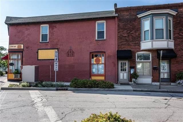 707 Stevens Street, Indianapolis, IN 46203 (MLS #21803416) :: Heard Real Estate Team | eXp Realty, LLC