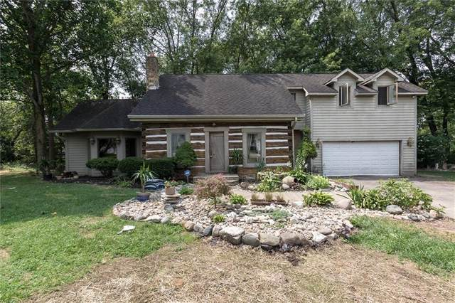 10431 Hermosa Drive, Indianapolis, IN 46236 (MLS #21803447) :: The Evelo Team