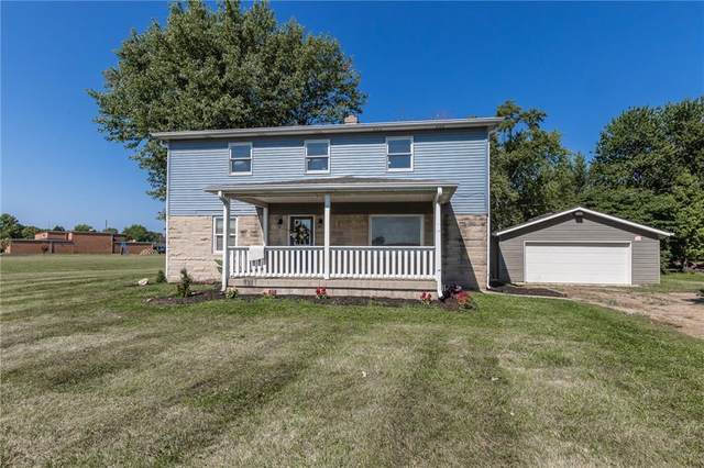 2720 S Hunter Road, Indianapolis, IN 46239 (MLS #21803479) :: The Indy Property Source