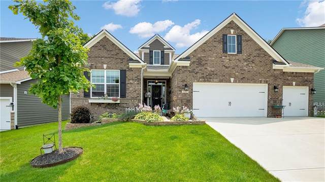4297 Nottinghill Drive, Avon, IN 46123 (MLS #21803484) :: Anthony Robinson & AMR Real Estate Group LLC