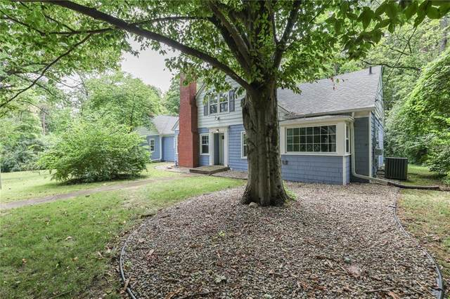 8008 Westfield Boulevard, Indianapolis, IN 46240 (MLS #21803497) :: Mike Price Realty Team - RE/MAX Centerstone