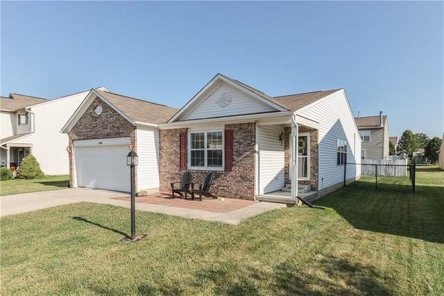 6408 Matcumbe Way, Plainfield, IN 46168 (MLS #21803499) :: The Evelo Team