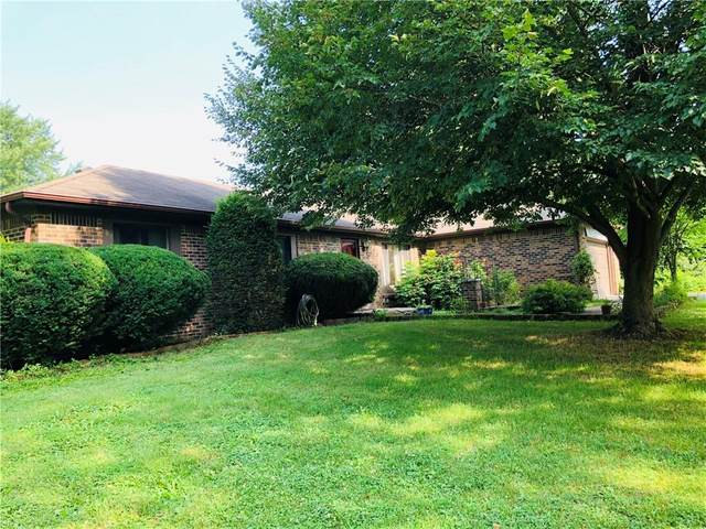10262 N County Road 1025 E, Brownsburg, IN 46112 (MLS #21803504) :: Heard Real Estate Team | eXp Realty, LLC
