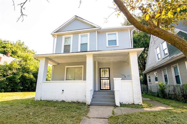 2933 Boulevard Place, Indianapolis, IN 46208 (MLS #21803510) :: Anthony Robinson & AMR Real Estate Group LLC