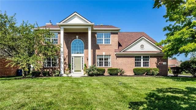 12486 Springbrooke Run, Carmel, IN 46033 (MLS #21803518) :: Heard Real Estate Team | eXp Realty, LLC