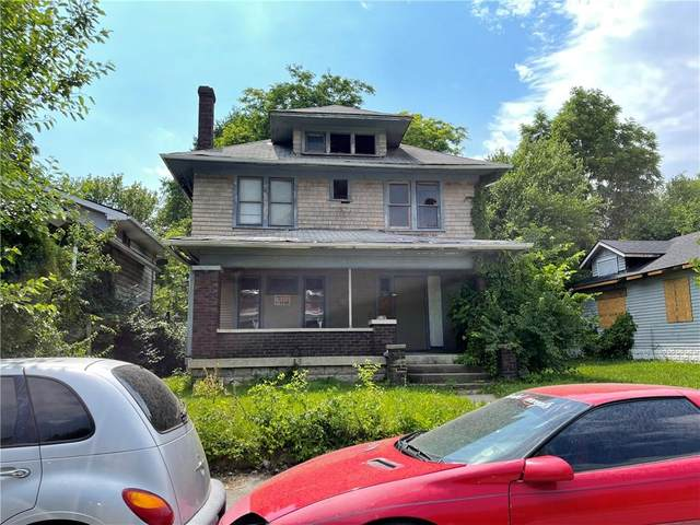 930 N Dearborn Street, Indianapolis, IN 46201 (MLS #21803524) :: Mike Price Realty Team - RE/MAX Centerstone