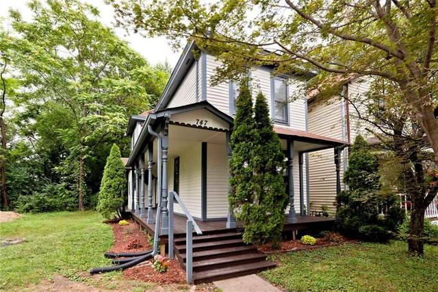 747 E Mccarty Street, Indianapolis, IN 46203 (MLS #21803536) :: Heard Real Estate Team | eXp Realty, LLC