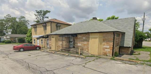 2930 Madison Avenue S, Indianapolis, IN 46225 (MLS #21803545) :: Heard Real Estate Team | eXp Realty, LLC