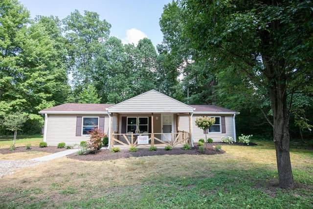 14 Hoosier Drive, North Vernon, IN 47265 (MLS #21803547) :: The Indy Property Source