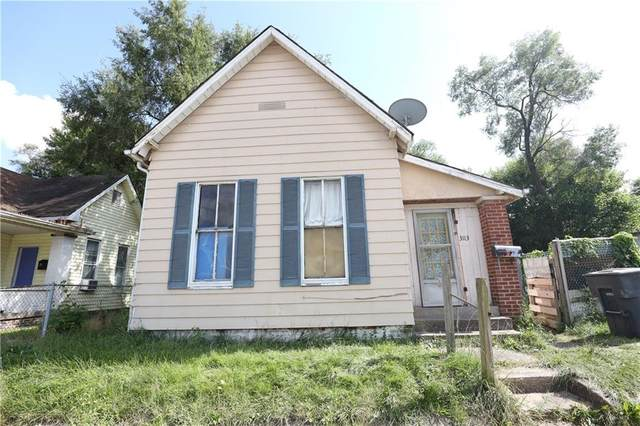 3113 E New York Street, Indianapolis, IN 46201 (MLS #21803559) :: Mike Price Realty Team - RE/MAX Centerstone