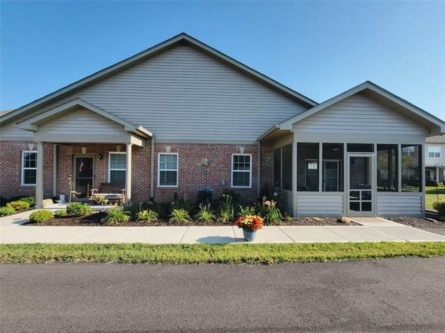 4221 Payne Drive, Plainfield, IN 46168 (MLS #21803581) :: The Evelo Team