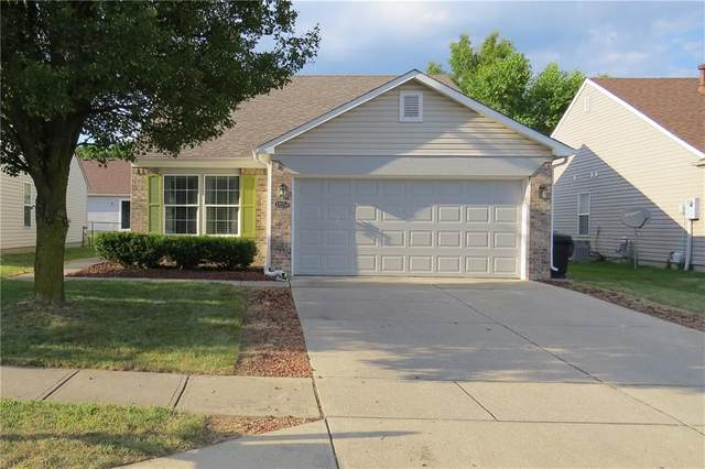 10600 Dark Star Drive, Indianapolis, IN 46234 (MLS #21803586) :: Mike Price Realty Team - RE/MAX Centerstone