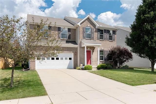 10366 Mcclain Drive, Brownsburg, IN 46112 (MLS #21803594) :: Heard Real Estate Team | eXp Realty, LLC
