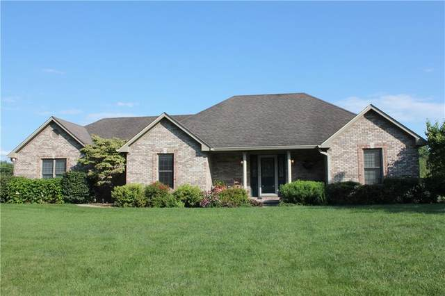 2763 Morgan Trail, Martinsville, IN 46151 (MLS #21803606) :: Anthony Robinson & AMR Real Estate Group LLC
