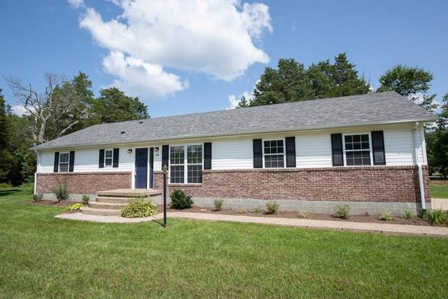 527 Aspen Court, North Vernon, IN 47265 (MLS #21803614) :: The Indy Property Source