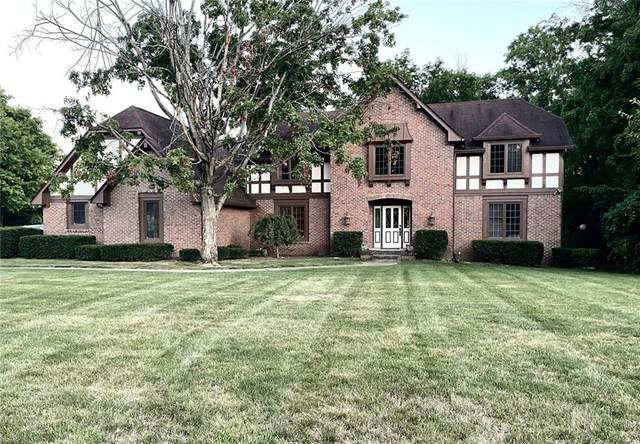 10615 Stormhaven Way, Indianapolis, IN 46256 (MLS #21803644) :: Anthony Robinson & AMR Real Estate Group LLC