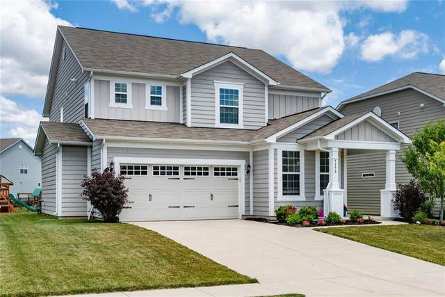 4256 Limbaugh Way, Westfield, IN 46062 (MLS #21803653) :: The Evelo Team