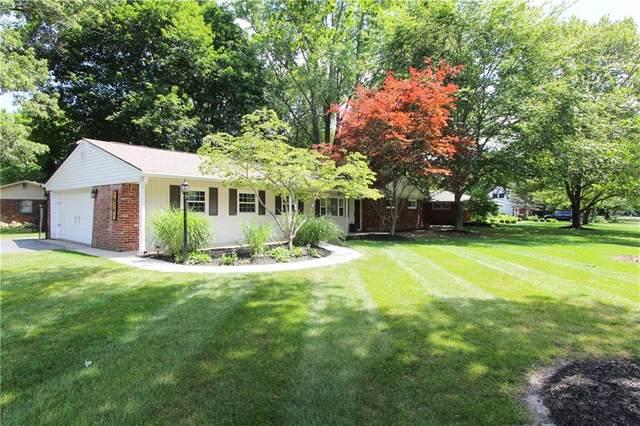 10391 Orchard Park Drive W, Carmel, IN 46280 (MLS #21803663) :: Heard Real Estate Team | eXp Realty, LLC
