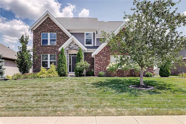 3363 Juparana Lane, Plainfield, IN 46168 (MLS #21803668) :: The Evelo Team