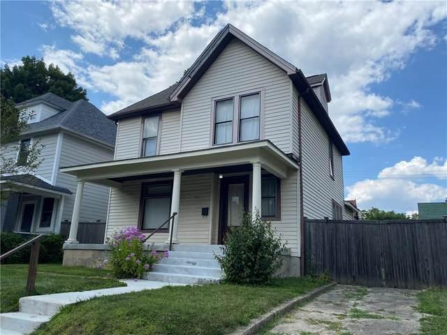 2818 N Carrollton Street, Indianapolis, IN 46205 (MLS #21803671) :: Heard Real Estate Team | eXp Realty, LLC