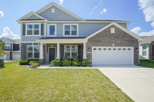 9107 Gordimer Circle, Indianapolis, IN 46239 (MLS #21803690) :: The Indy Property Source