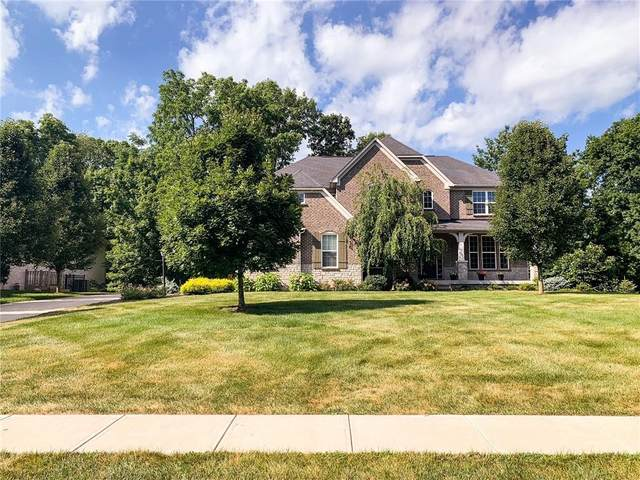 4699 E County Road 100 S, Avon, IN 46123 (MLS #21803715) :: Anthony Robinson & AMR Real Estate Group LLC