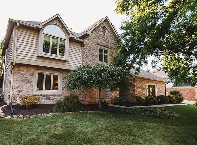 13916 Springmill Ponds Circle, Carmel, IN 46032 (MLS #21803720) :: Heard Real Estate Team | eXp Realty, LLC