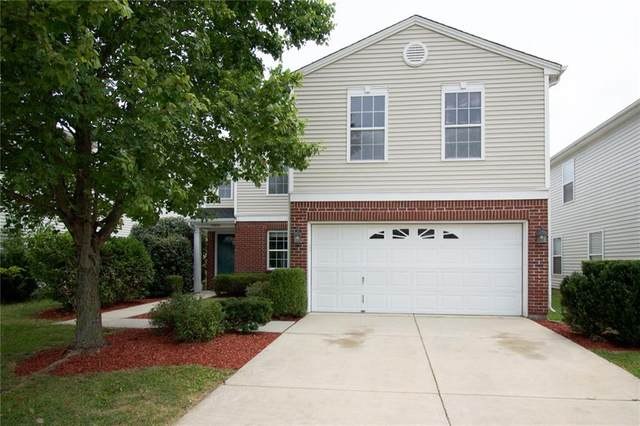 10832 Woods Drive, Ingalls, IN 46064 (MLS #21803725) :: The Evelo Team