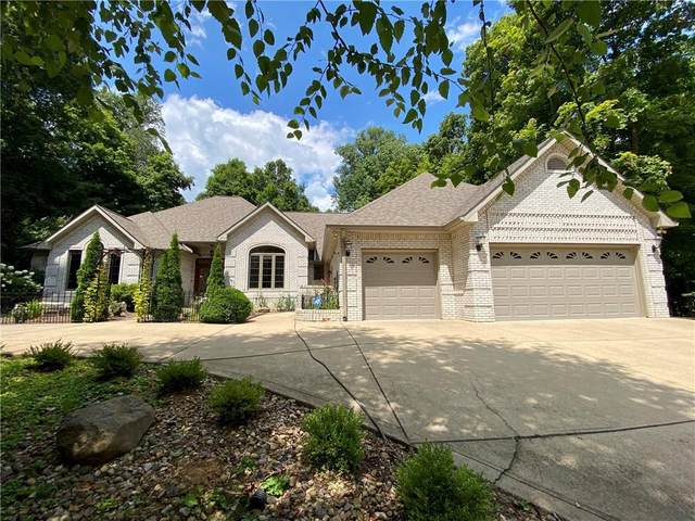 1440 Fox Cross Drive, Martinsville, IN 46151 (MLS #21803732) :: Mike Price Realty Team - RE/MAX Centerstone
