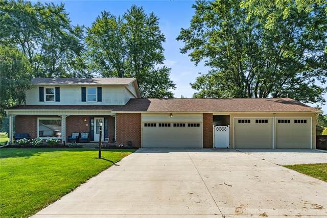 8505 W Balsam Court, Muncie, IN 47304 (MLS #21803740) :: The Indy Property Source