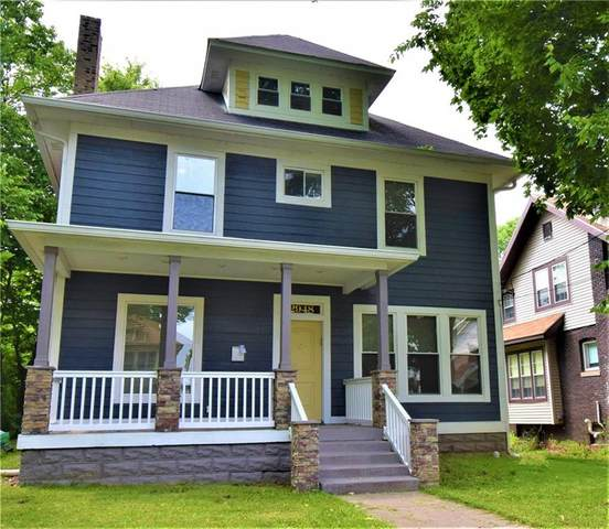 2948 N Guilford Avenue, Indianapolis, IN 46205 (MLS #21803748) :: Anthony Robinson & AMR Real Estate Group LLC