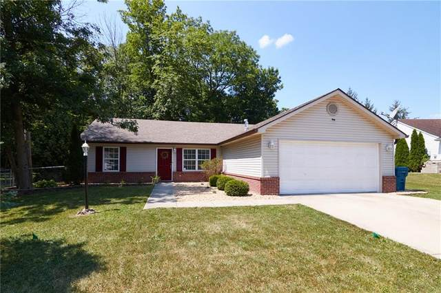 11309 Cherry Tree Way, Indianapolis, IN 46235 (MLS #21803750) :: Mike Price Realty Team - RE/MAX Centerstone