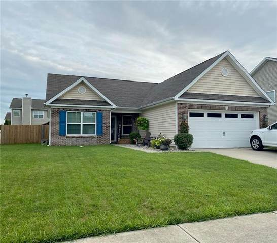 4210 Pearson Drive, Westfield, IN 46074 (MLS #21803752) :: The Evelo Team