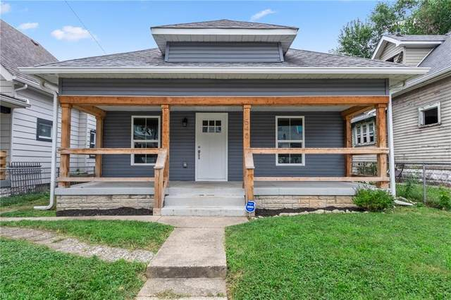 540 N Parker Avenue, Indianapolis, IN 46201 (MLS #21803756) :: Heard Real Estate Team | eXp Realty, LLC