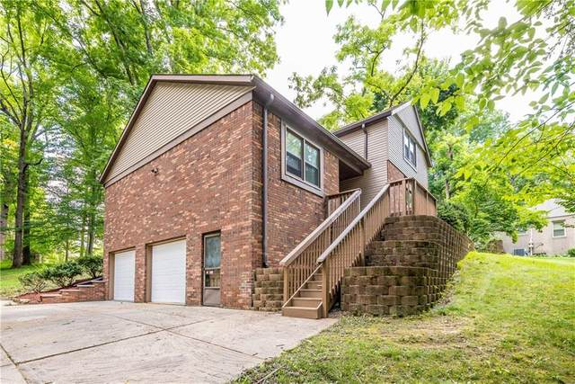 3350 Pinecrest Road, Indianapolis, IN 46234 (MLS #21803768) :: Heard Real Estate Team | eXp Realty, LLC