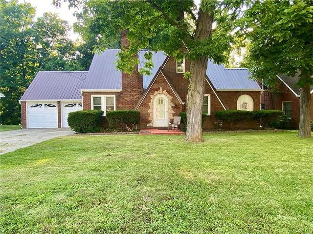 919 Raible Avenue, Anderson, IN 46011 (MLS #21803796) :: The Evelo Team