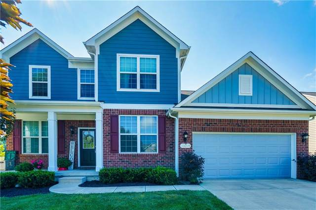 13229 Isle Of Man Way, Fishers, IN 46037 (MLS #21803810) :: Anthony Robinson & AMR Real Estate Group LLC