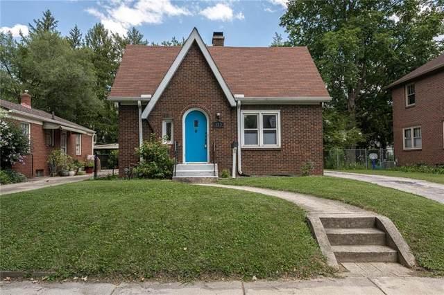 133 N Pasadena Street, Indianapolis, IN 46219 (MLS #21803845) :: Ferris Property Group