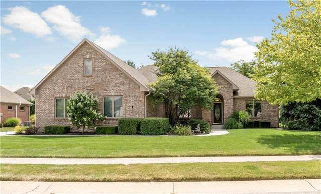 25 Woodview Drive, Pittsboro, IN 46167 (MLS #21803851) :: The Evelo Team