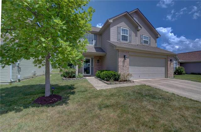 11474 Seabiscuit Drive, Noblesville, IN 46060 (MLS #21803852) :: Richwine Elite Group