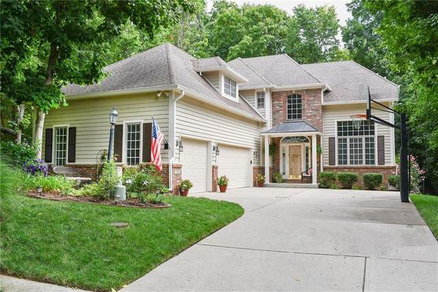 7328 Oakland Hills Court, Indianapolis, IN 46236 (MLS #21803867) :: The Indy Property Source