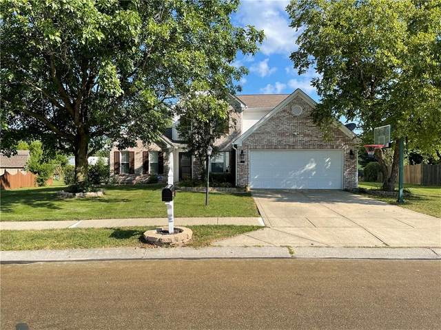 7582 Corsican Circle, Avon, IN 46123 (MLS #21803894) :: Mike Price Realty Team - RE/MAX Centerstone