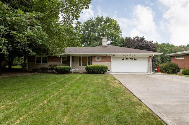 3362 Kessler Blvd North Drive, Indianapolis, IN 46222 (MLS #21803906) :: Mike Price Realty Team - RE/MAX Centerstone