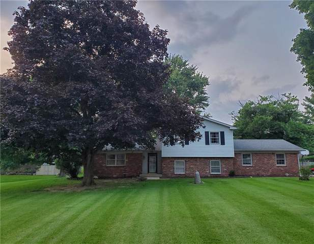 4726 Mohr Estate South Drive S, New Palestine, IN 46163 (MLS #21803916) :: Mike Price Realty Team - RE/MAX Centerstone