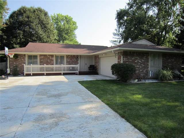 1009 W 79th Street, Indianapolis, IN 46260 (MLS #21803927) :: Heard Real Estate Team | eXp Realty, LLC