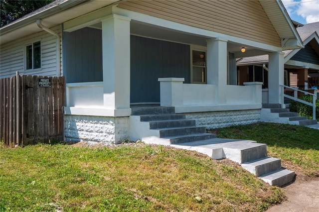330 N Tacoma Avenue, Indianapolis, IN 46201 (MLS #21803950) :: Anthony Robinson & AMR Real Estate Group LLC