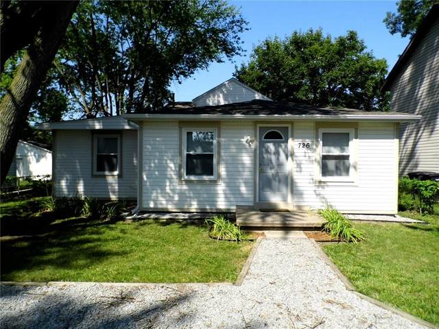 726 S 31st Street, Lafayette, IN 47904 (MLS #21803961) :: The Indy Property Source